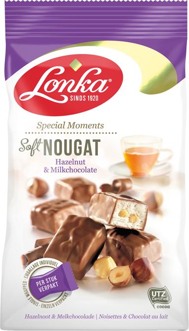 Soft Nougat – Hazelnut & Milkchocolate