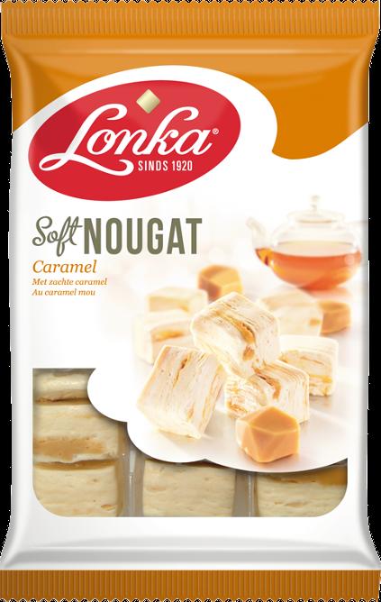 Soft Nougat – Caramel