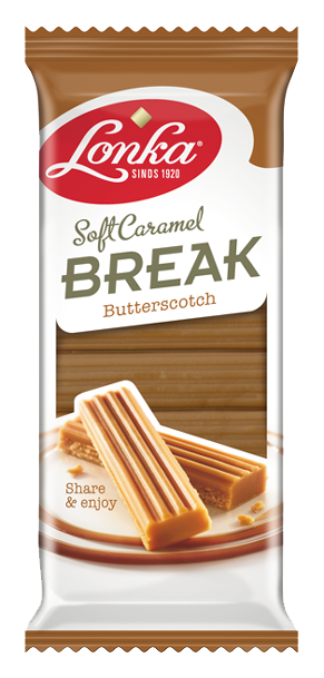 Soft Caramel – Break Butterscotch