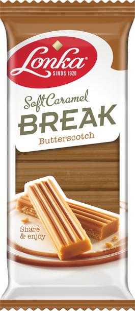 Soft Caramel – Break Butterscotch