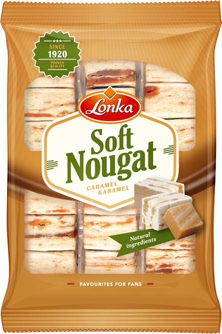 Soft Nougat Caramel