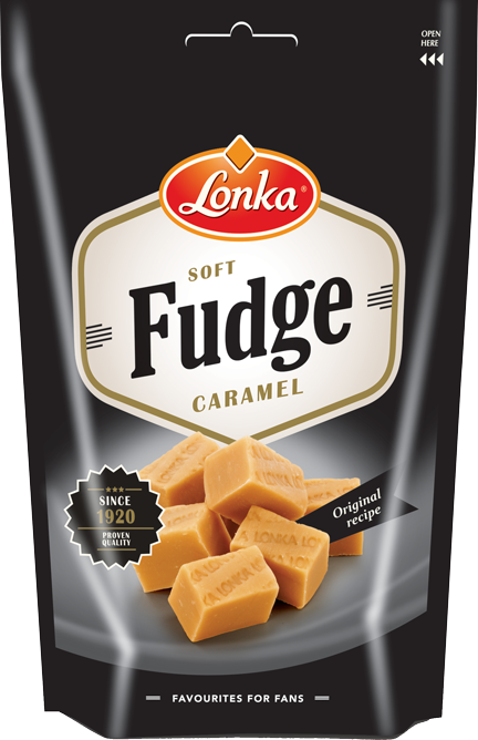 Fudge Vanilla