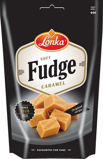 Fudge Vanilla Zwart