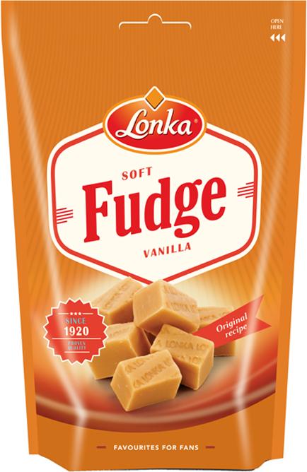 Fudge Vanilla / Caramel Mou