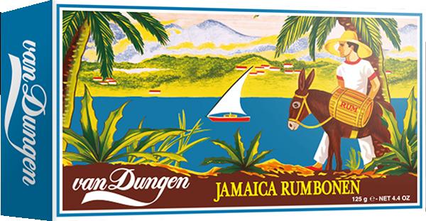 Van Dungen Jamaica Rumbonen