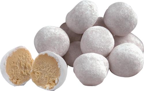 Snoepballetjes Caramel (ongevuld)