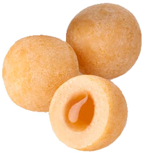 Snoepballetjes Caramel (gevuld)