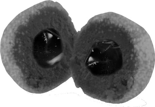 Snoepballetjes Drop (gevuld)