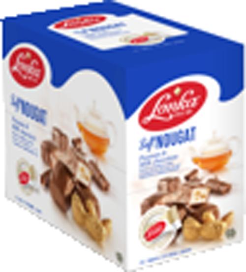 Soft Nougat  Peanuts & Milk chocolate