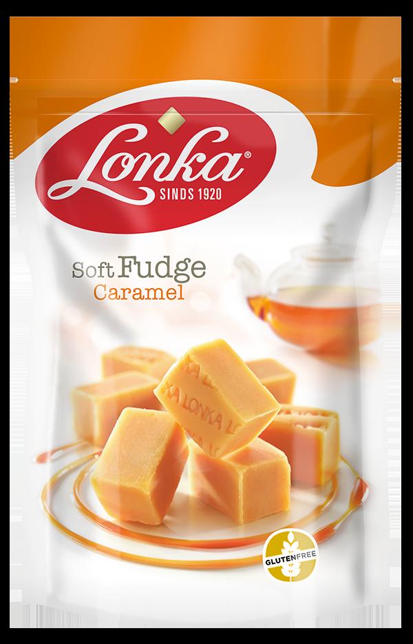 Soft Fudge Caramel